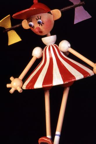 Фото куклы Красная шапочка